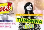TUNONNA live + V per Varnelli_Precapodanno @ S.O.M.S.