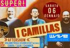 I Camillas Live @Wave - Aftershow Djset