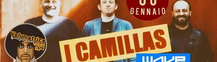 I Camillas Live @Wave - Aftershow Djset