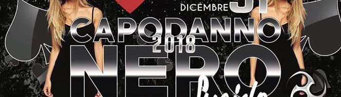 Capodanno 2018 al Matis dinner club Lovida nero lucido