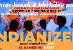 Reasonanz Closing & Birthday Party :: Indianizer live + djset