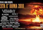 QUESTA E' ROMA FEST 2018