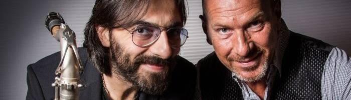 Dado Moroni e Max Ionata dal vivo all'Elegance Cafè