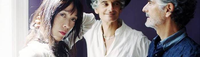 Blonde Redhead live at Locomotiv Club