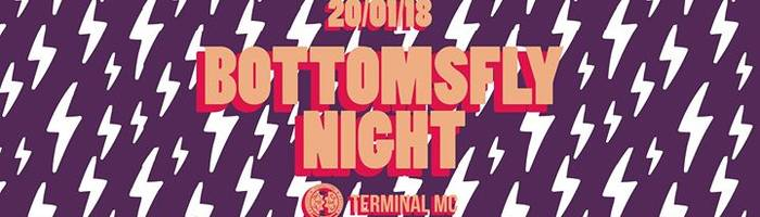 Bottomsfly nigth only vinyl at Terminal