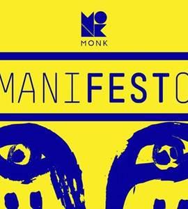 Manifesto / 23 - 24 marzo / MONK
