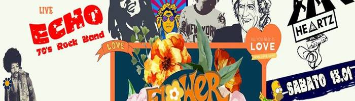 ✿❁ Flower Power Party ✿❁