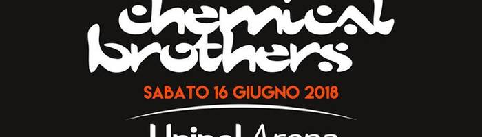 The Chemical Brothers LIVE at Casalecchio di Reno, Bologna