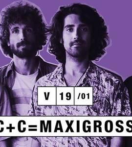 C+C=Maxigross in concerto all'Ohibò · Milano