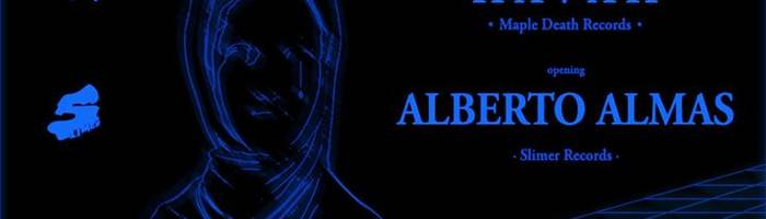 HAVAH (Dark-Wave / ITA) + Alberto Almas | Csa Arcadia