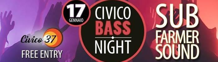 Civico BASS NIGHT