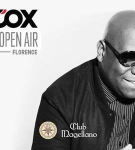 Carl Cox at Decibel Open Air Florence