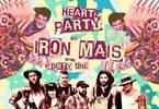Heartz Party ✮live IRON MAIS & Bourbon Cash + RockTrashDance DjSet
