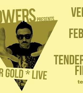 Claver Gold live ● tender:club ● Firenze