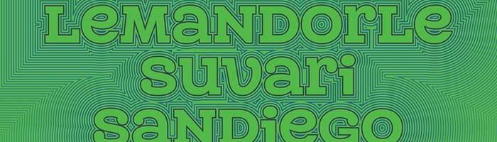 IT'S A WAVE! - a 1 day festival - Lemandorle, San Diego e Suvari