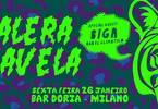 Balera Favela - 26 Janeiro no Bar Doria w/ Biga