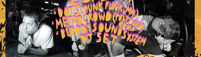 Dots - Trouble Vs Glue - Bloody Sound System DJset