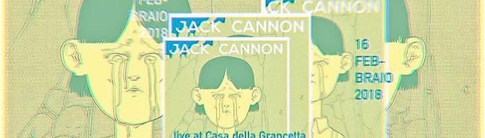 Jack Cannon at Casa della Grancetta
