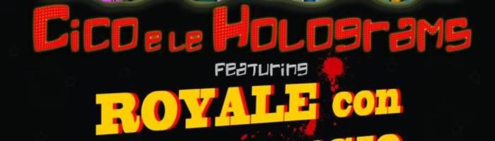 Royale con Formaggio Carnival Party!