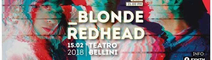 Blonde Redhead -