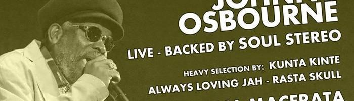 Johnny Osbourne live @Terminal