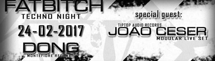 Fatbitch + Joao Ceser (TipTop Audio) Modular Live set at Dong