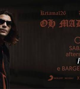 Ketama126 live / party with Fare Cose e Bargeman AKA B47 at Covo