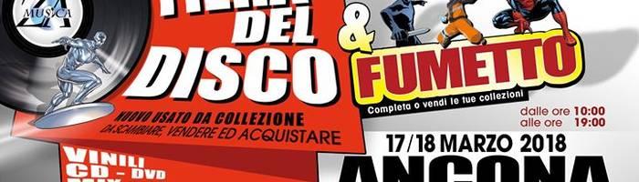 Fiera del Disco & del Fumetto di Ancona
