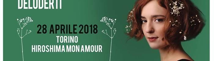 Maria Antonietta - Torino - Hiroshima Mon Amour