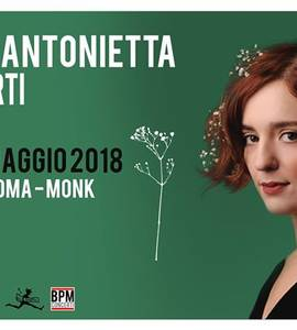 "Maria Antonietta ""Deluderti"" live at MONK // Roma"