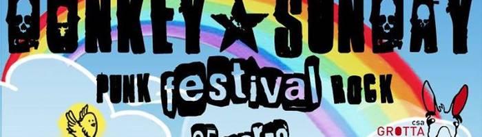 Donkey'Sunday - PunkRock Festival