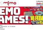 Memo Games di Febbraio