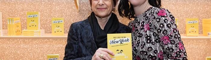 """Presentazione del libro """"Il Mio Ultimo Anno a New York"""""""