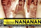 NA NA NA NA release party / open: Andy K Leland / dj Smegma