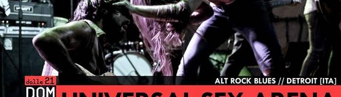 Universal Sex Arena aperilive @Reasonanz