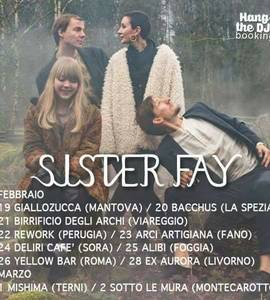 Sister Fay (Svezia) live