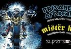 Iron Maiden /Prisoners of Dreams\ & Motörhead /Mister Kill\