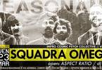 Squadra Omega live @Reasonanz / open: Aspect Ratio / dj Eber