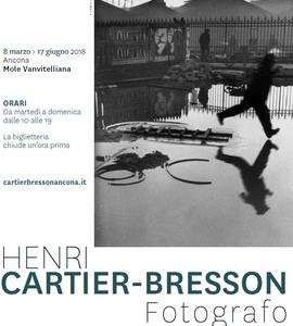 Henri Cartier Bresson Fotografo