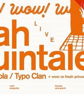 WOW ↠ roba fresca a milano: Frah Quintale // Dola // Typo Clan
