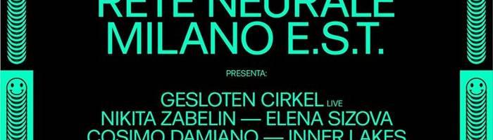 Rete Neurale Milano EST