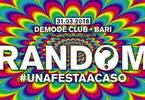 Random® • Bari • Demodè