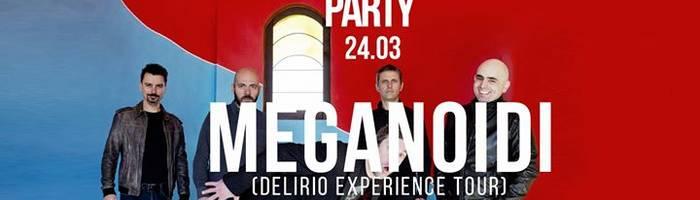 Heartz Party + Meganoidi Live