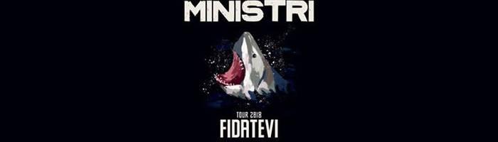 Ministri - Milano @Alcatraz