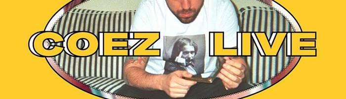 COEZ live | Genova - Goa Boa Festival