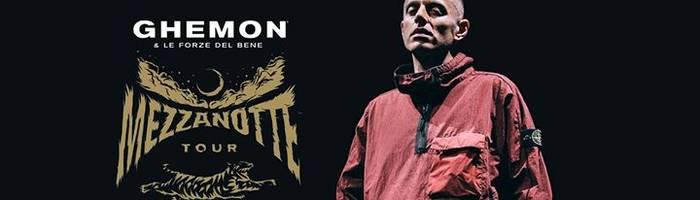 Ghemon - Mezzanotte Tour all' Eremo Club - Molfetta