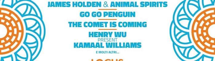 Locus festival 2018 - XIV edizione - cultural weaves!