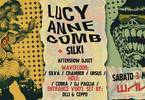 Lucy Anne Comb + Silki @Wave - Aftershow Djset