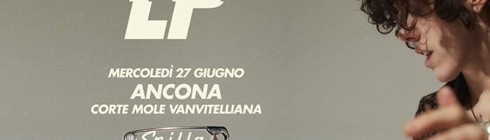 LP in concerto ad Ancona | Spilla 2018