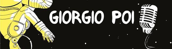 Giorgio Poi | Cantautori su Marte